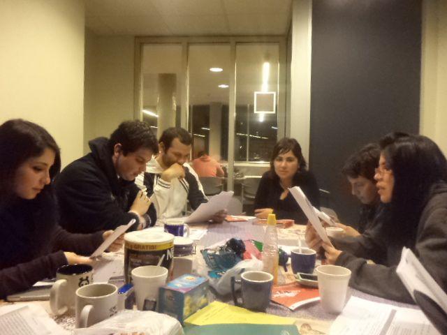 Desde el 2014 realizamos Club de Relatos Breves en Inacap Sede Maipú, abordamos cuentos y relatos breves, además de revisión de películas  y cortometrajes.