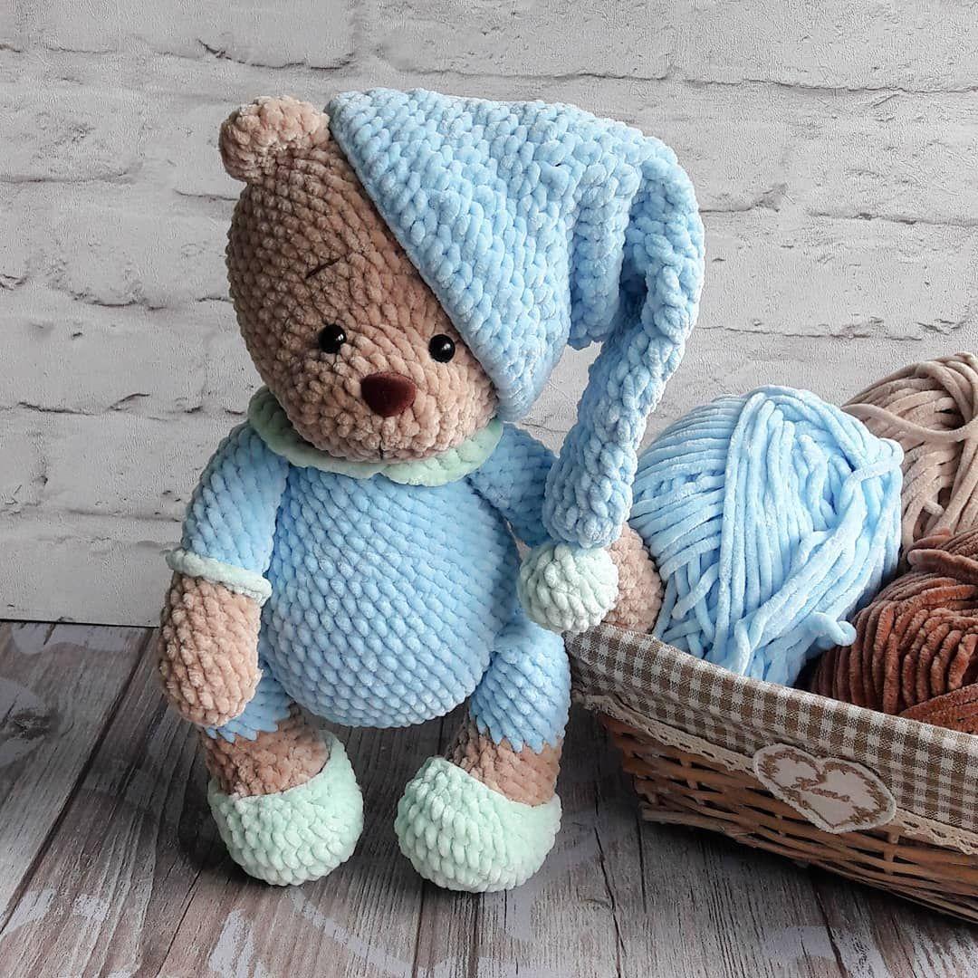 картинки про вязание игрушек