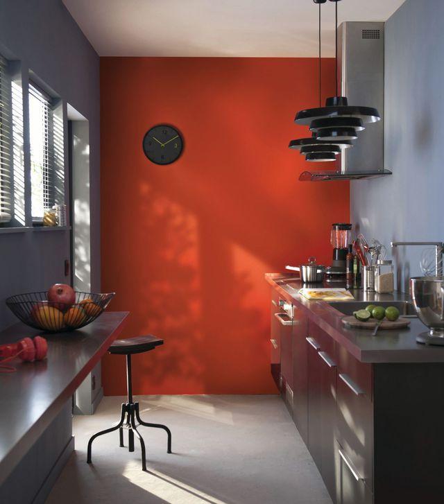 Peinture Cuisine Deco: Peinture Cuisine : 12 Couleurs Tendance Pour Repeindre
