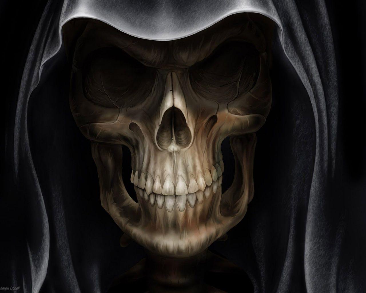 Scary Skull Tattoos | Download Scary Skulls wallpaper ...  Scary Skull Tat...