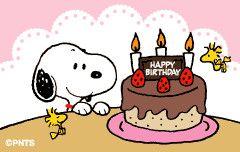どうぞ 私の友達が 誕生日なんですけど メールでスヌーピーが スヌーピーが好きな友達です への回答の画像5 友達 スヌーピー 誕生日 お誕生日おめでとう スヌーピー 誕生日 スヌーピー 愛