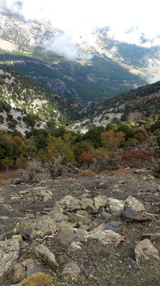 Hiking on top of Madara - Dikti mountains