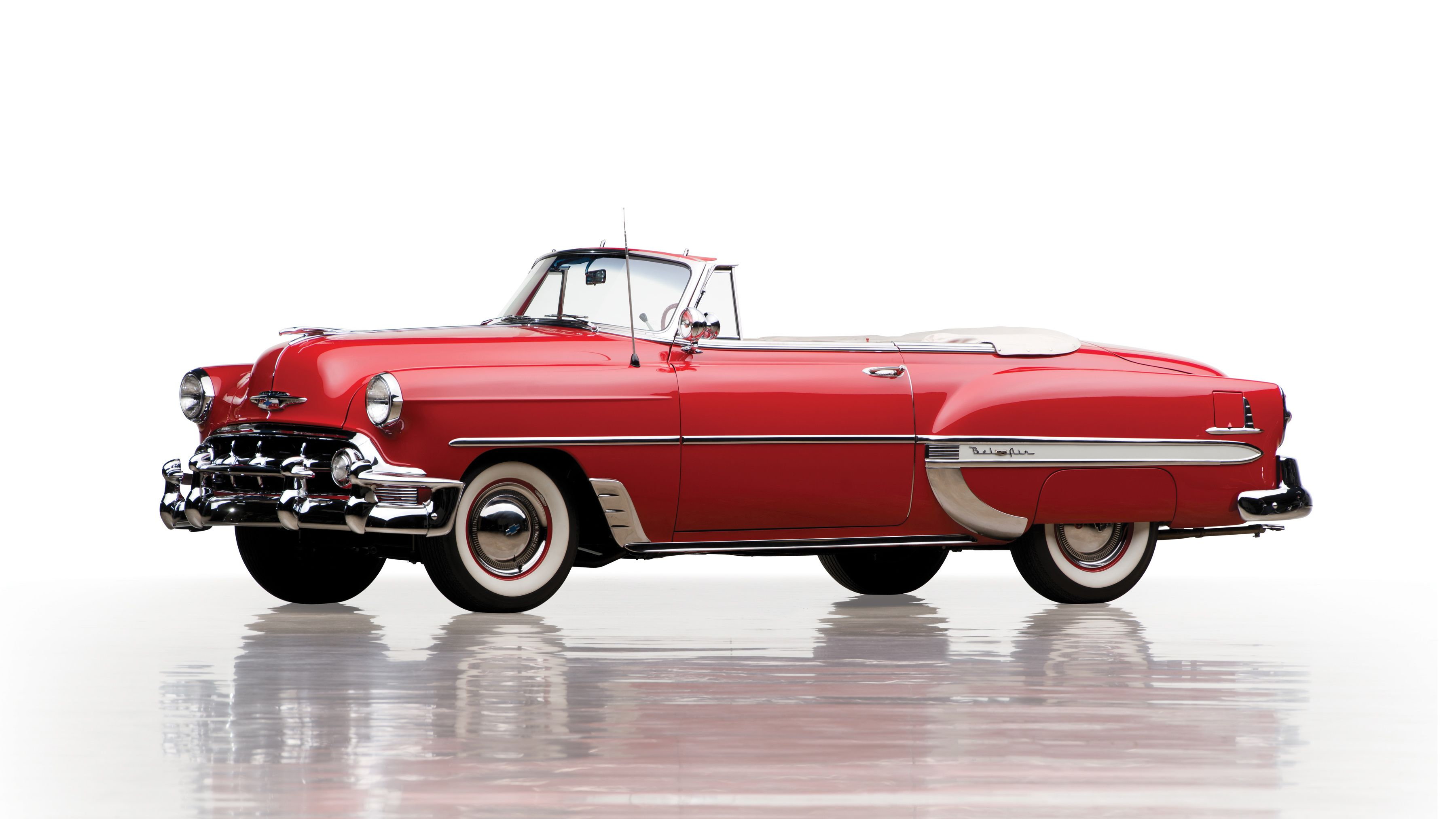 Chevrolet Bel Air Convertible 1953 | Collection Cars | Pinterest ...