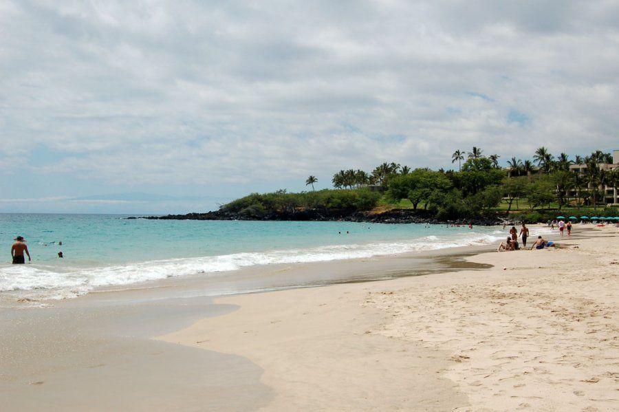 Hapuna Beach State Park Big Island Hawaii Big Island Beach