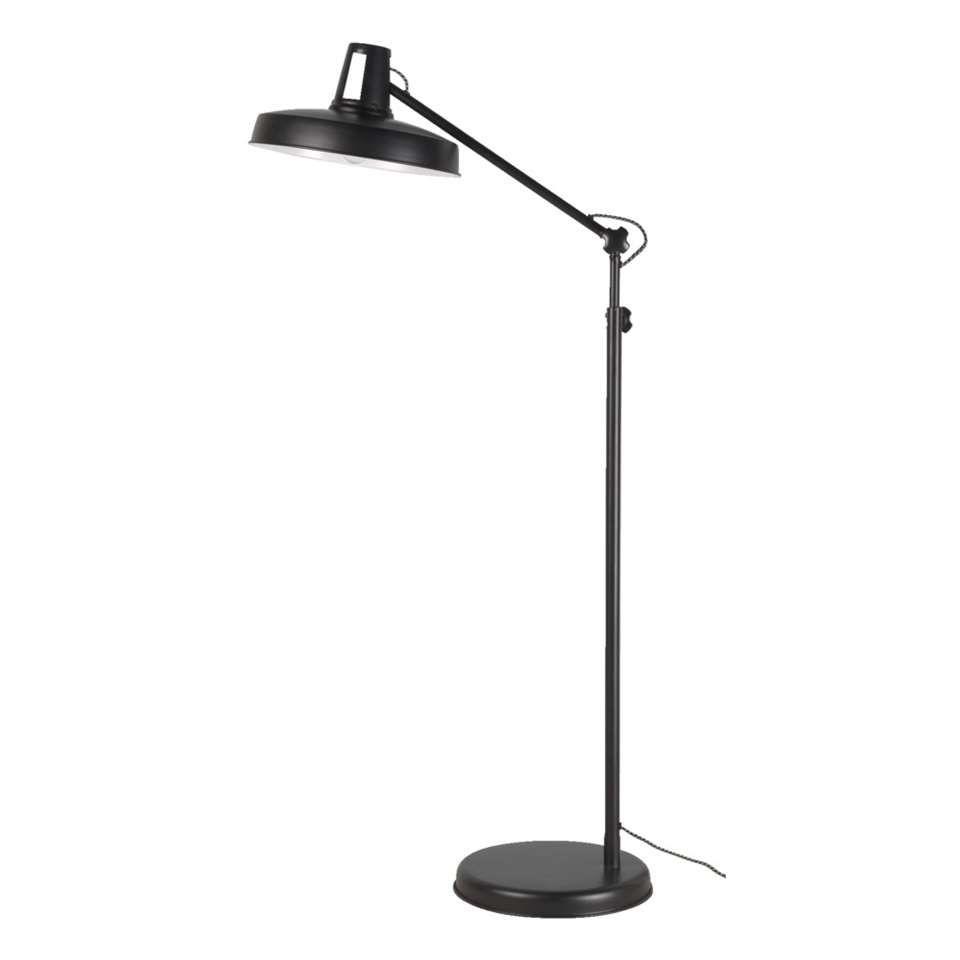 Vloerlamp Max - zwart   Leen Bakker   Verlichting   Pinterest