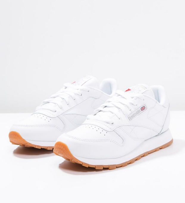 24c948aef6a99 Reebok Classic CLASSIC Baskets basses Blanches prix Baskets Femme Zalando  85
