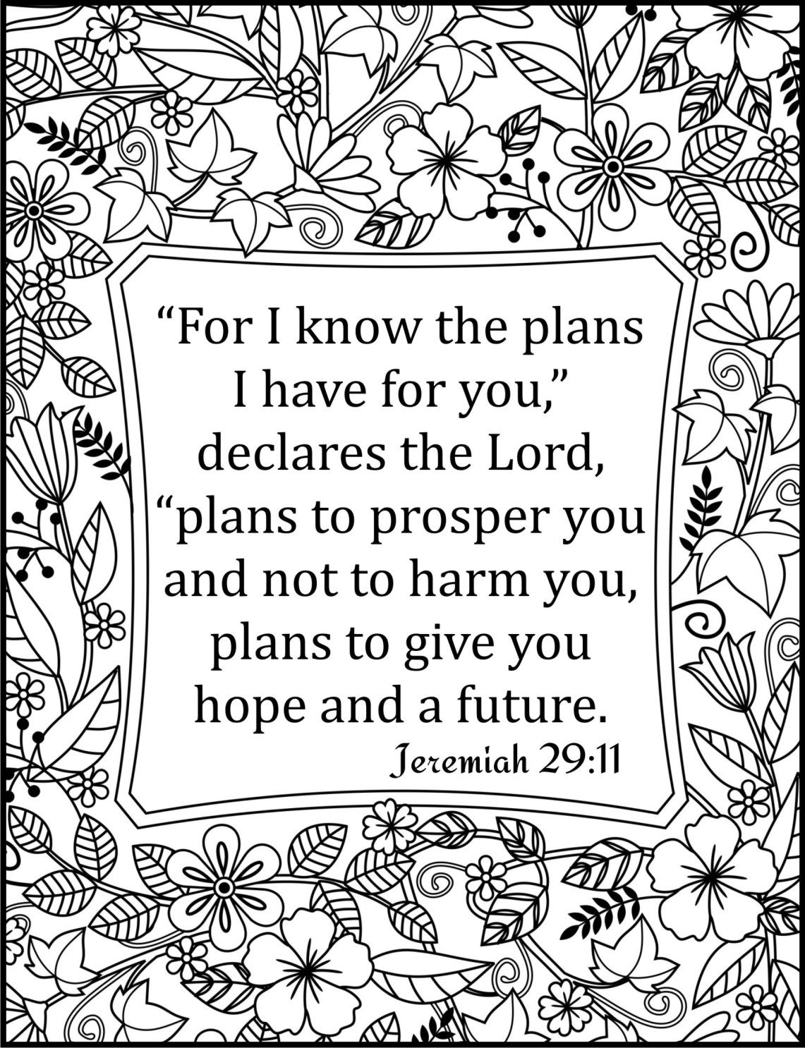 15 bible verse coloring pages