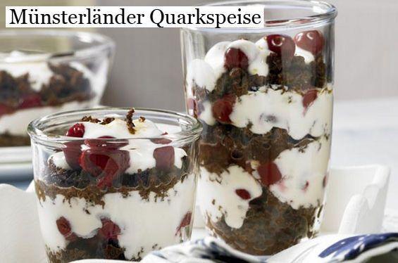 Münsterländer Quarkspeise
