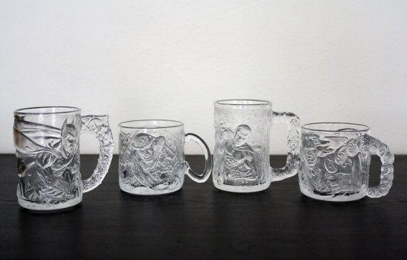 Batman forever mugs