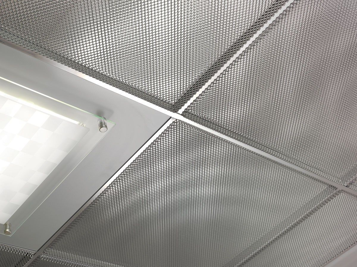 Atena expanded metal ceiling tiles by atena harbin residence atena expanded metal ceiling tiles by atena dailygadgetfo Gallery