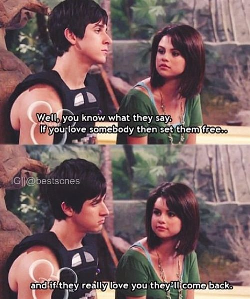 Love Wizards Of Waverly Place Next Time There S A Couple Episodes On N Row Totally Doing