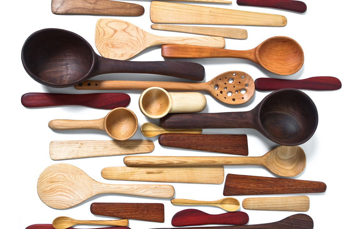 Earlywood LLC » Handcrafted wooden kitchen utensils. Made in Red Lodge, MT.