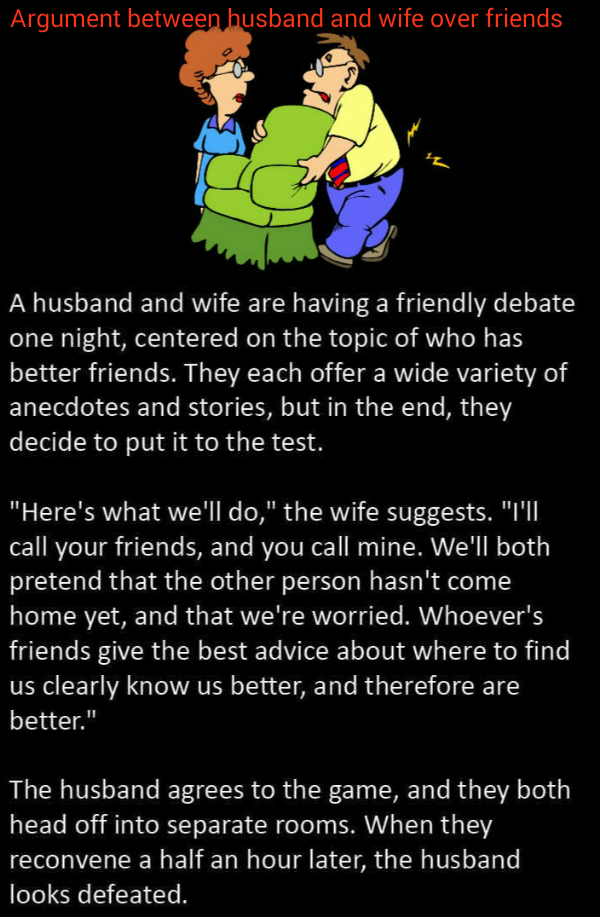 Husband And Wife Funny Pictures : husband, funny, pictures, Daily, Laughs