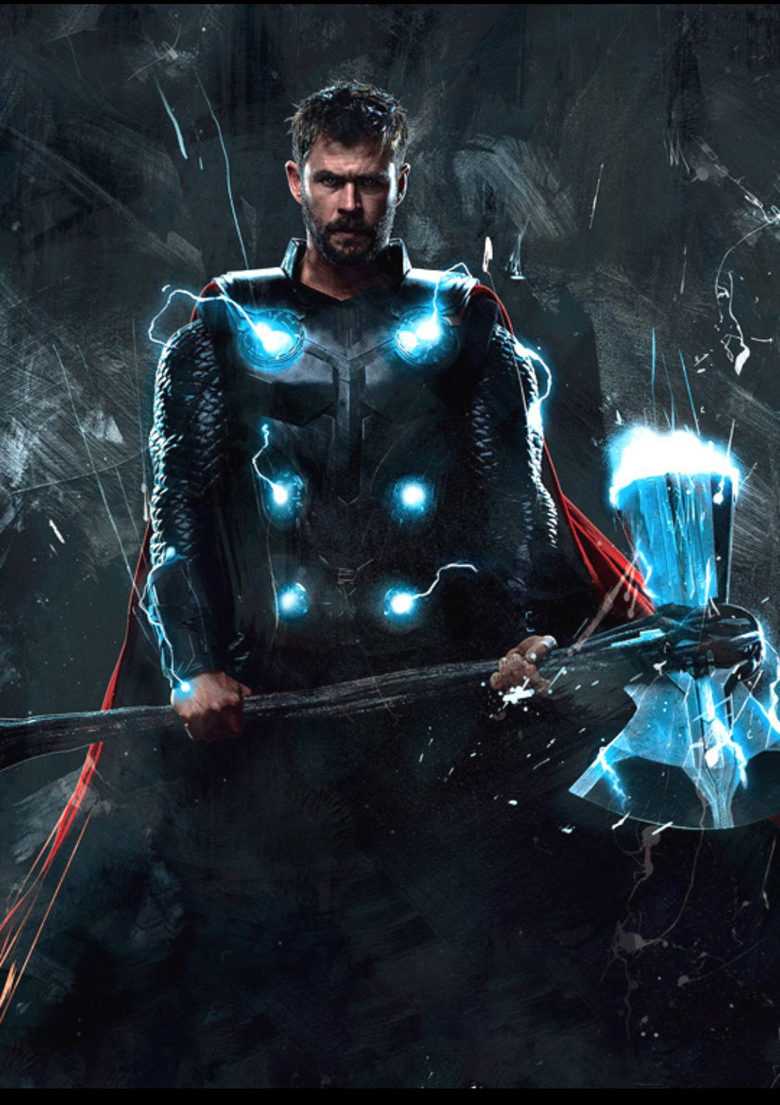 Thor.. Stormbreaker... Just wow Marvel thor, Thor art