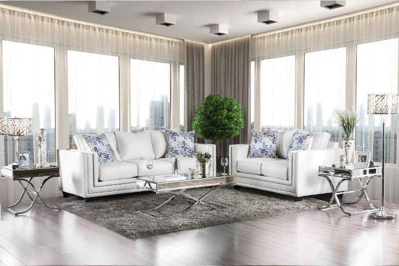 10+ Amazing Off White Living Room Set