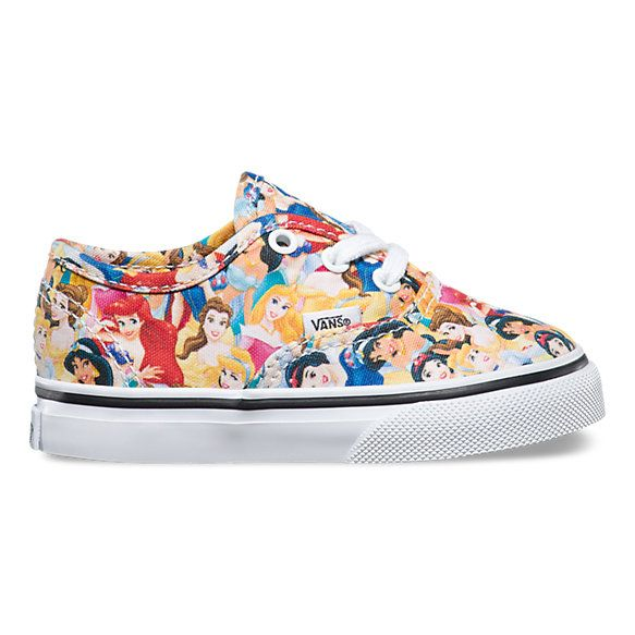 disney princess vans toddler 9