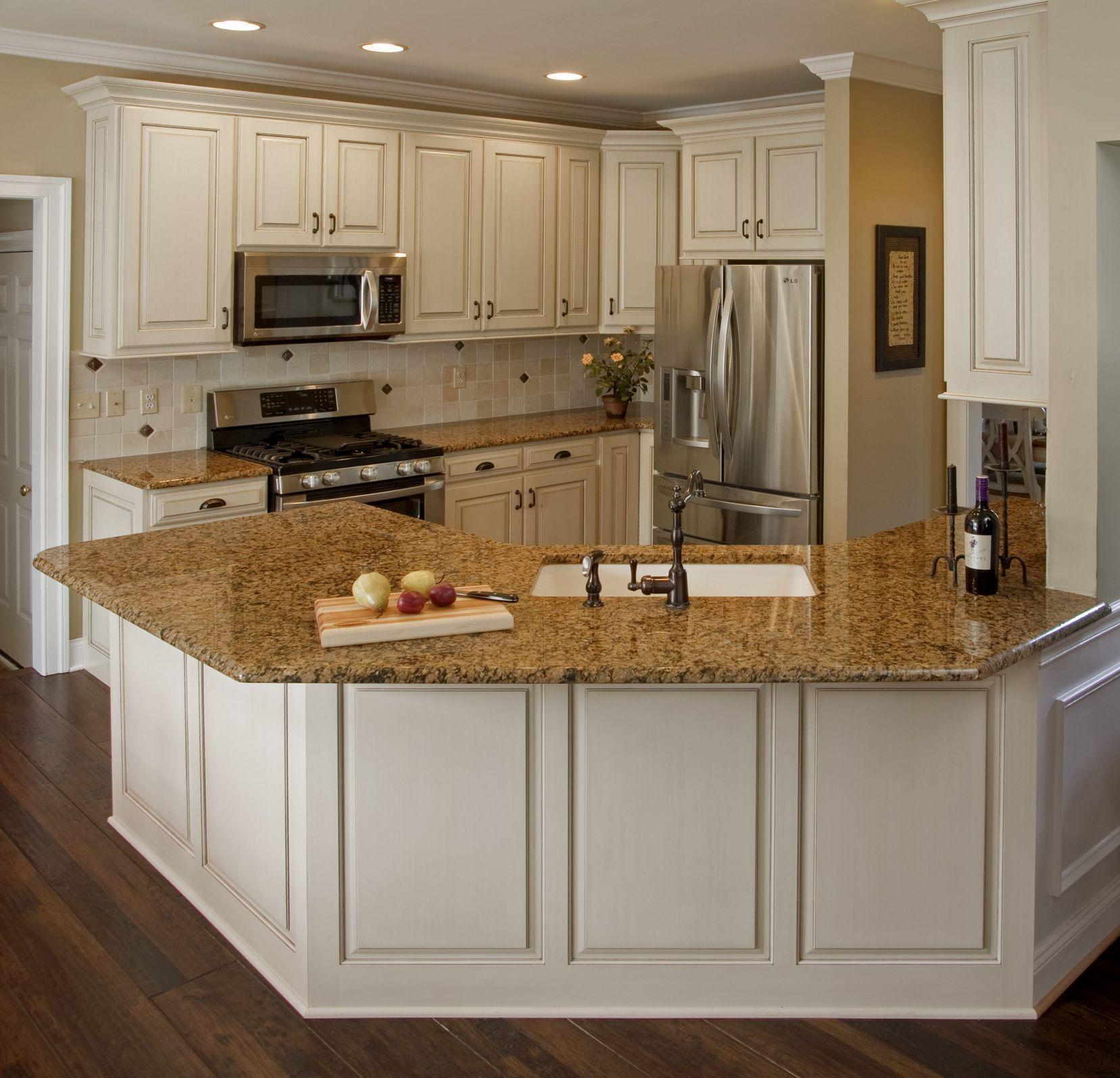 2019 Granite Countertop Cost Calculator - Kitchen island ...