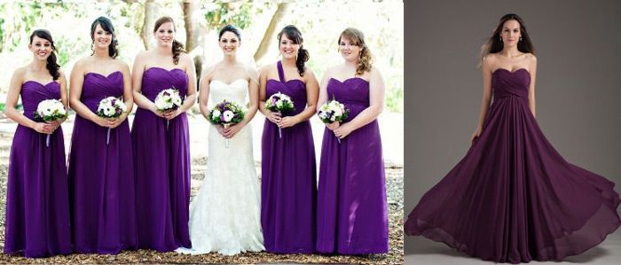 purple-long-Bridesmaid-Dresses-UK-under-100 | Bridesmaid Dresses ...