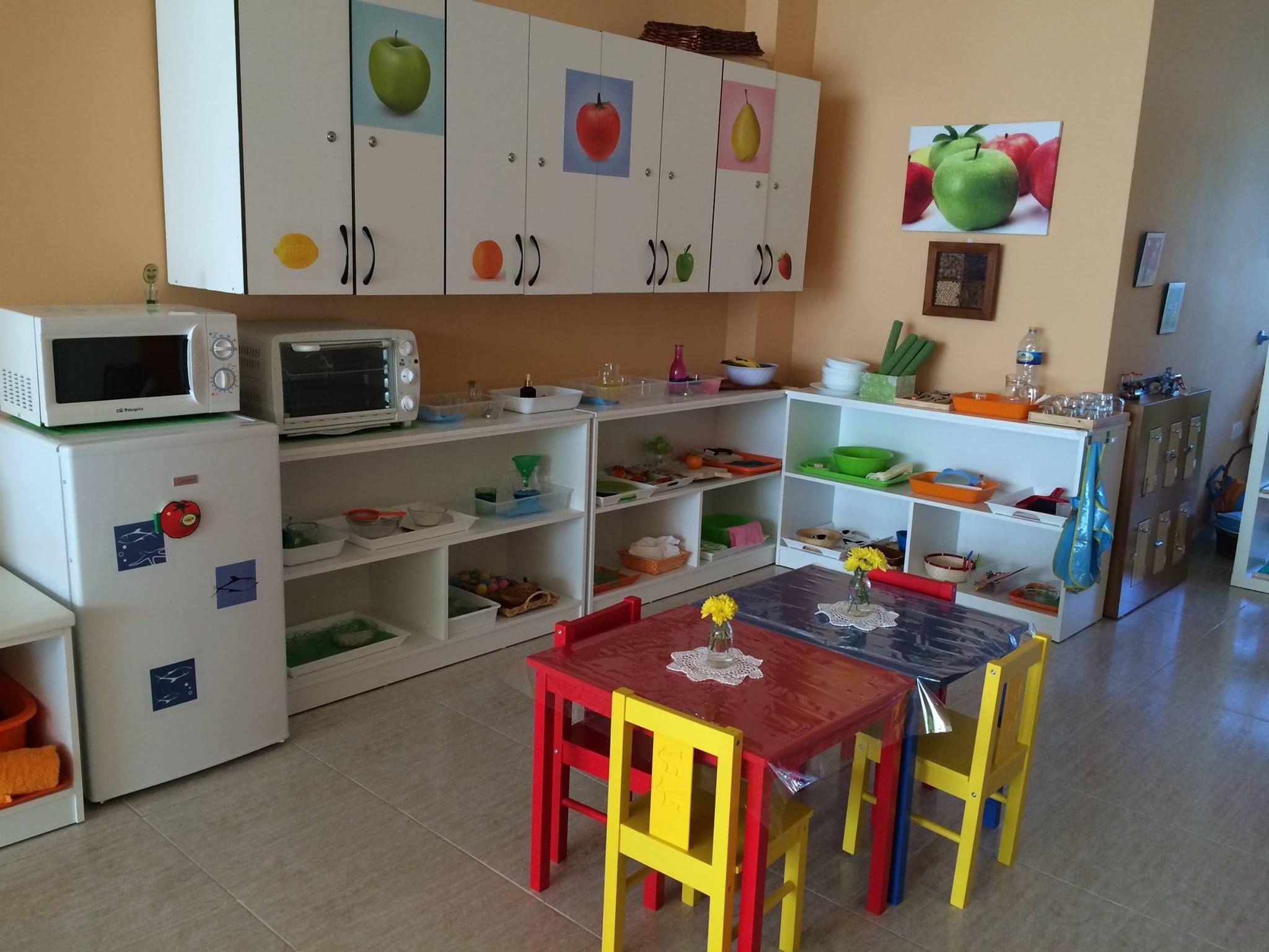 Casa de ni os montessori en zafra ambiente montessori for Casa practica decoracion