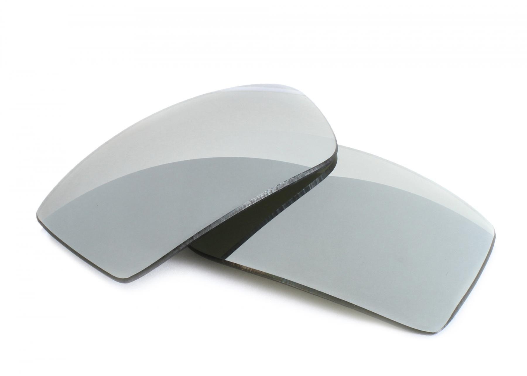 8a2ecbf2d2cf Oakley Square Whisker Grey Lens Chrome Mirror Replacement Lenses ...
