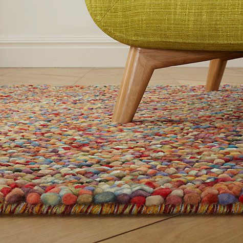 John Lewis Jelly Beans Rug L300 X W200cm Online At Johnlewis Com