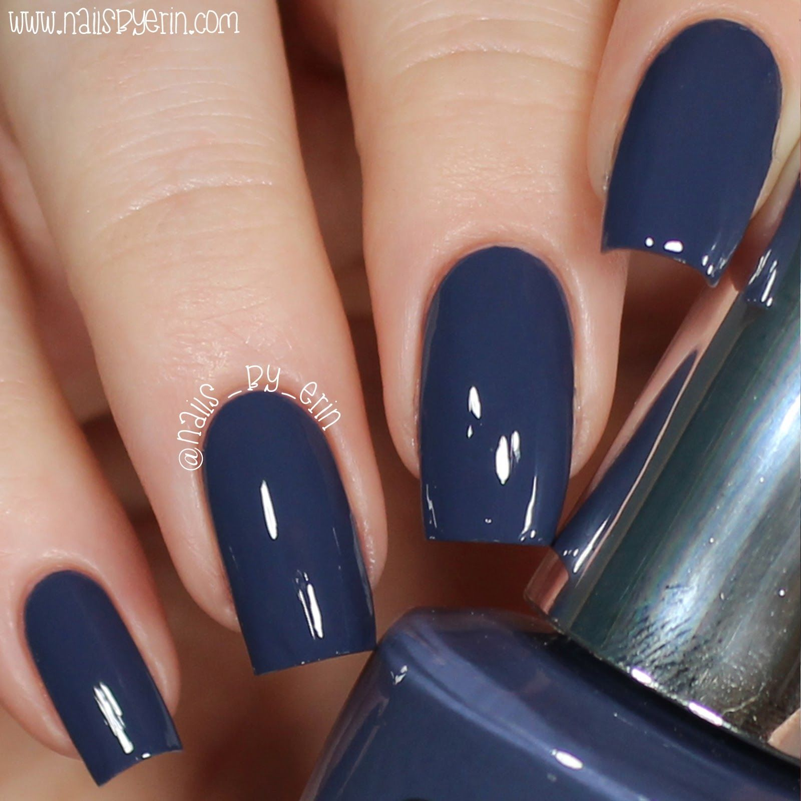 Opi Quot Less Is Norse Quot Nailsbyerin Nail Polish How To Do Nails Simple Nails