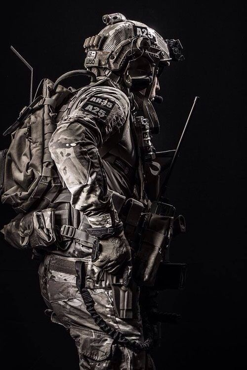 Tactical Max #military #special forces #operator