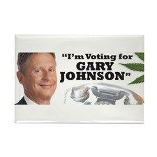 Gary Johnson voter Magnets #election2016 #Libertarian #magnet #Johnson #president