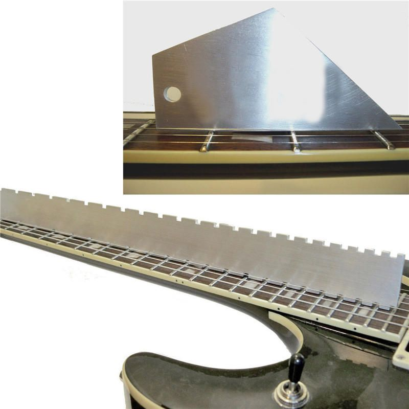 Guitar Neck Steel Straight Edge With Fret Rocker For Luthier Repair Tools Musical Instruments From Toys Hobbies And Robot On Banggood Com Guitar Neck Luthier Guitar