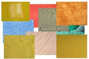 T cnicas para pintar paredes de forma decorativa m todos - Tecnicas de pintura paredes ...
