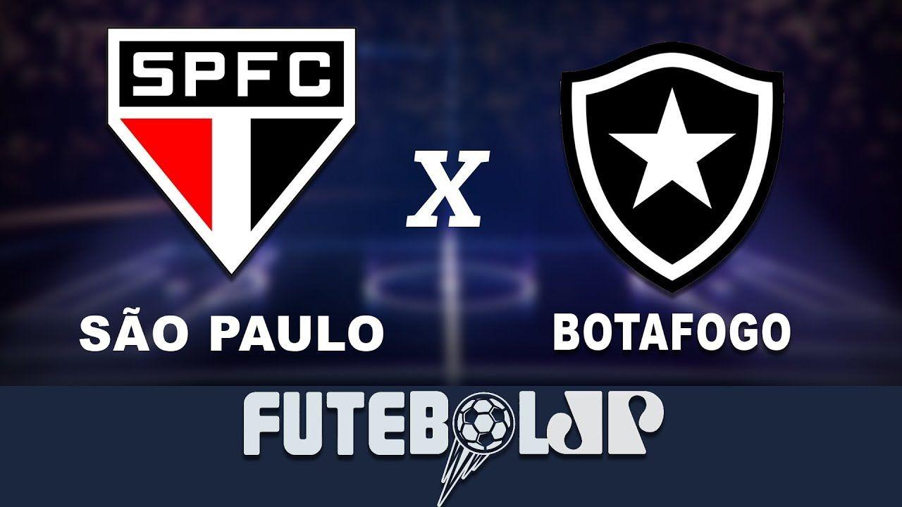 Sao Paulo X Botafogo Narracao Online Em Tempo Real Futebol Ao