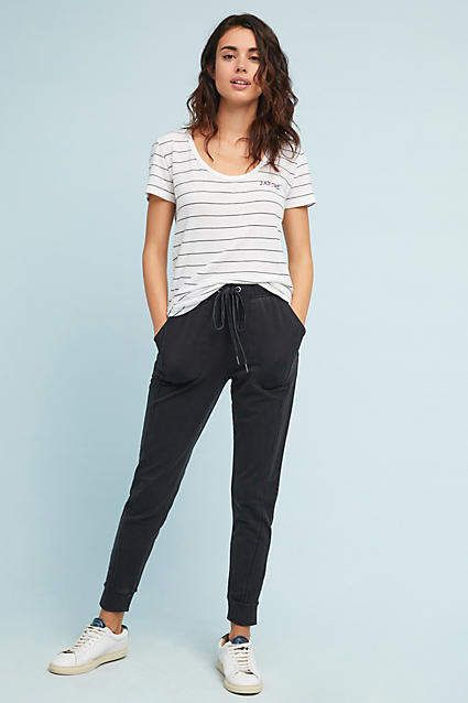 Photo of Sabato / domenica Dylan cropped joggers
