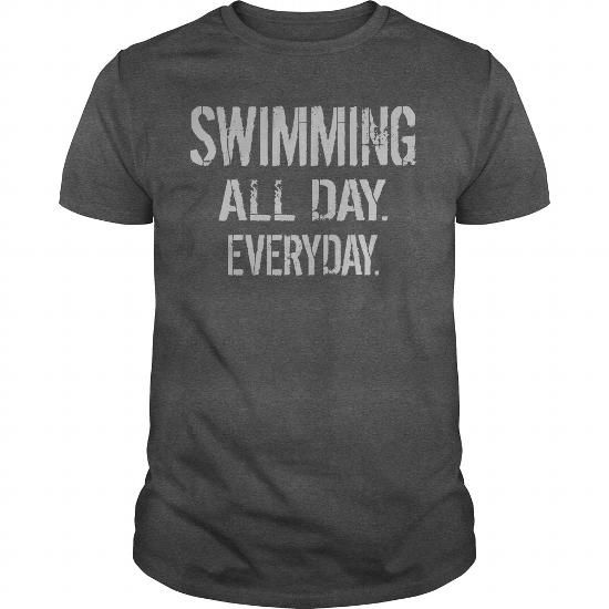 Awesome Swimming Lovers Tee Shirts Gift for you or your family member and your friend:  SWIMMING Tee Shirts T-Shirts