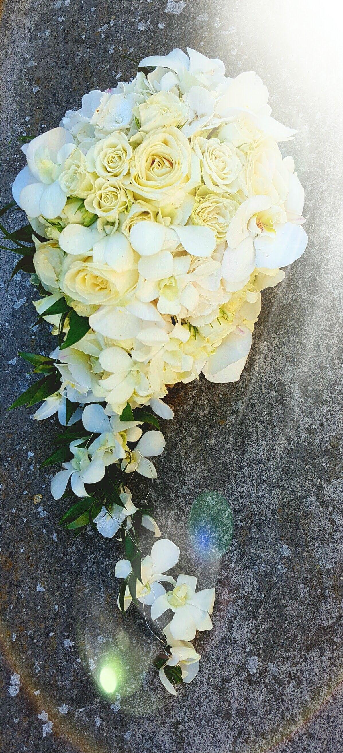 Bouquet Sposa Total White.Bouquet Sposa Total White Bouquet Da Sposa