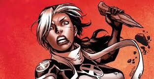 Resultado de imagen para rogue x men comic book
