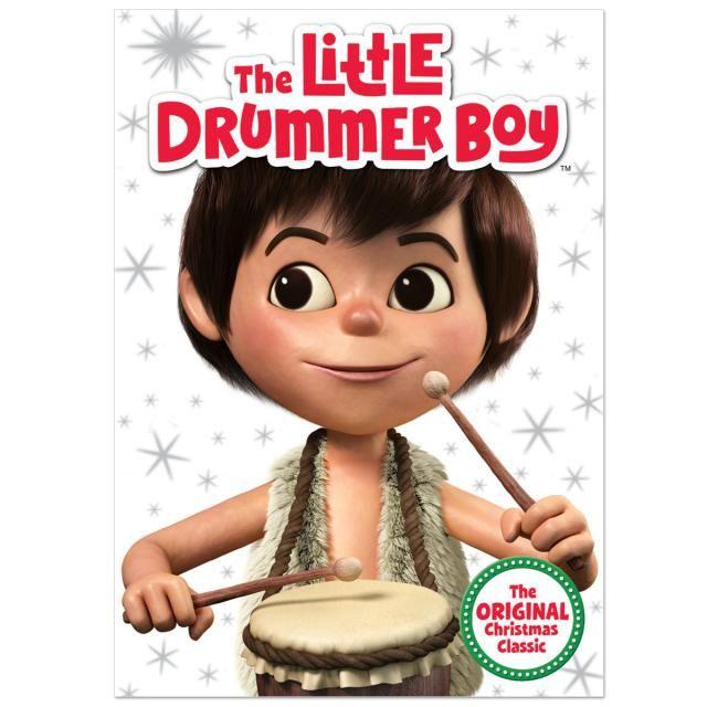 10 Most Merry Christmas Cartoons: 'The Little Drummer Boy'