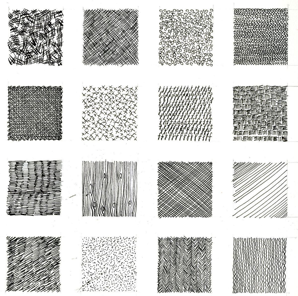 Cd355675df8778d5625ef2f5deb03a3c Jpg 1 200 1 194 Pixeles Ejercicios De Dibujo Texturas Dibujo Tecnicas De Dibujo