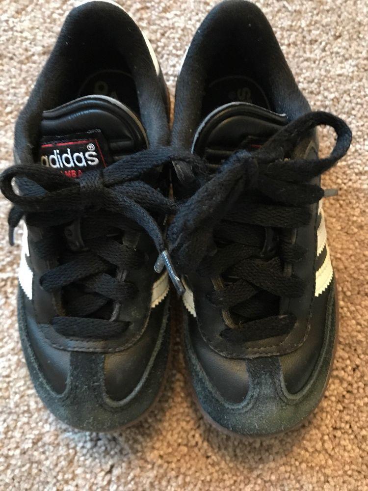 d60b4230b Adidas Samba Classic Junior Black/White Boy's/Kids' Indoor Soccer Shoes Size  11 #fashion #clothing #shoes #accessories #kidsclothingshoesaccs #boysshoes  ...