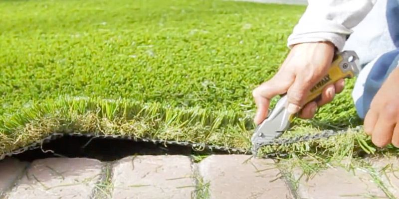 How to install artificial grass sgw artificial grass