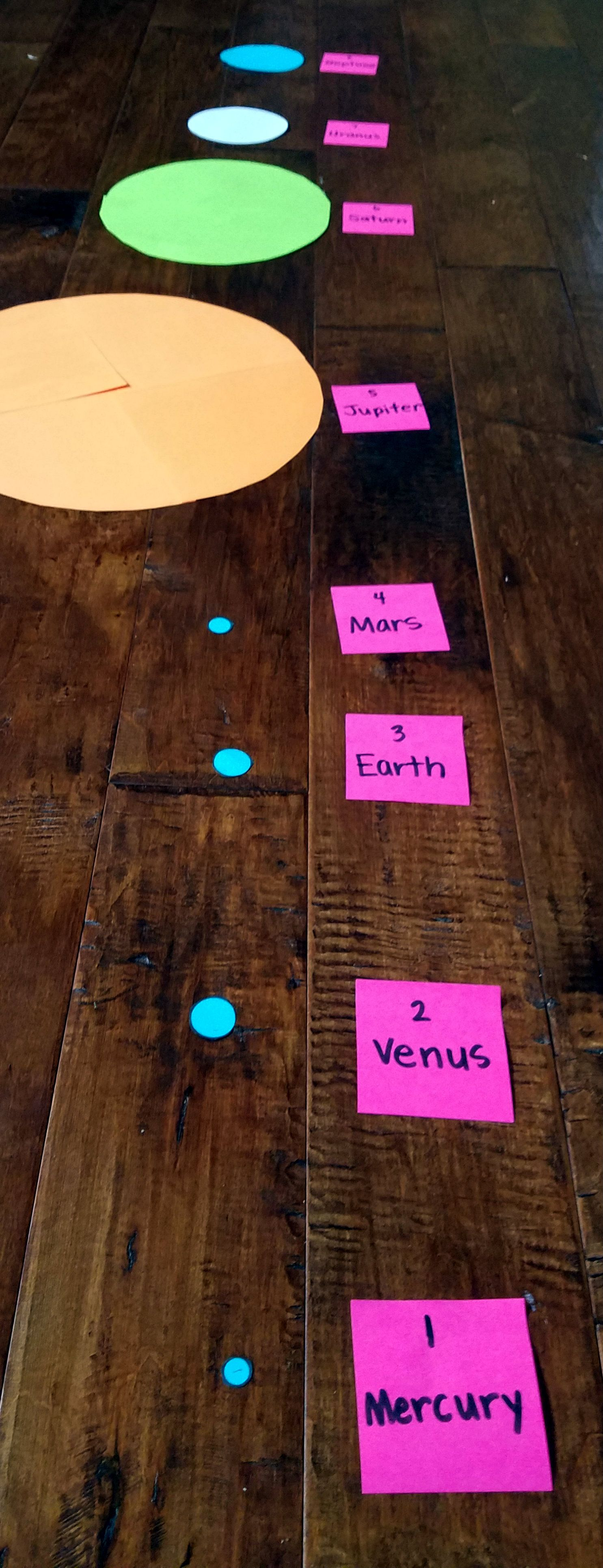A Fun Interactive Solar System Activity Where Students