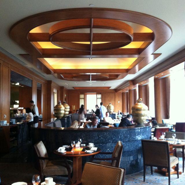 Seasons Art Deco Restaurant at The Four Seasons on Market St   San ...