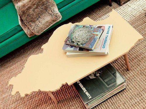 state coffee table