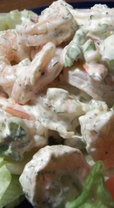 ina garten's shrimp salad (barefoot contessa) | recipe | seafood