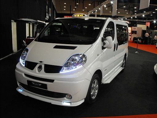 Renault Trafic Taxi