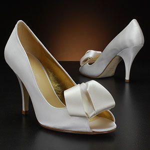 e98961e9d6af kate spade clarice white   ivory Wedding Shoes