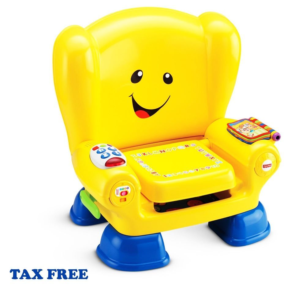 Fisher price laugh songs and learn smart stages chair