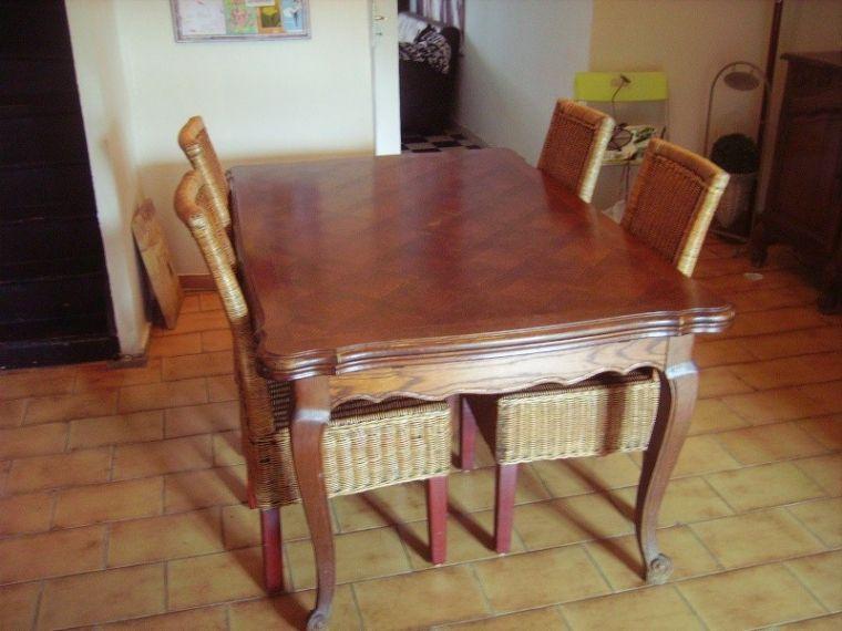 Table À Manger: Étonnante Le Bon Coin Table De Salle A ...