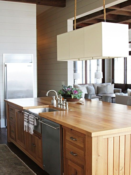 Contemporary Industrial Farmhouse Lighting Design Pictures Remodel Decor And Ideas P Kitchen Island With Sink Coastal Kitchen Design Custom Kitchen Island