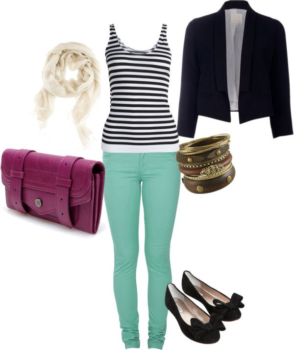DAY AT SCHOOL, created by candycorner on Polyvore