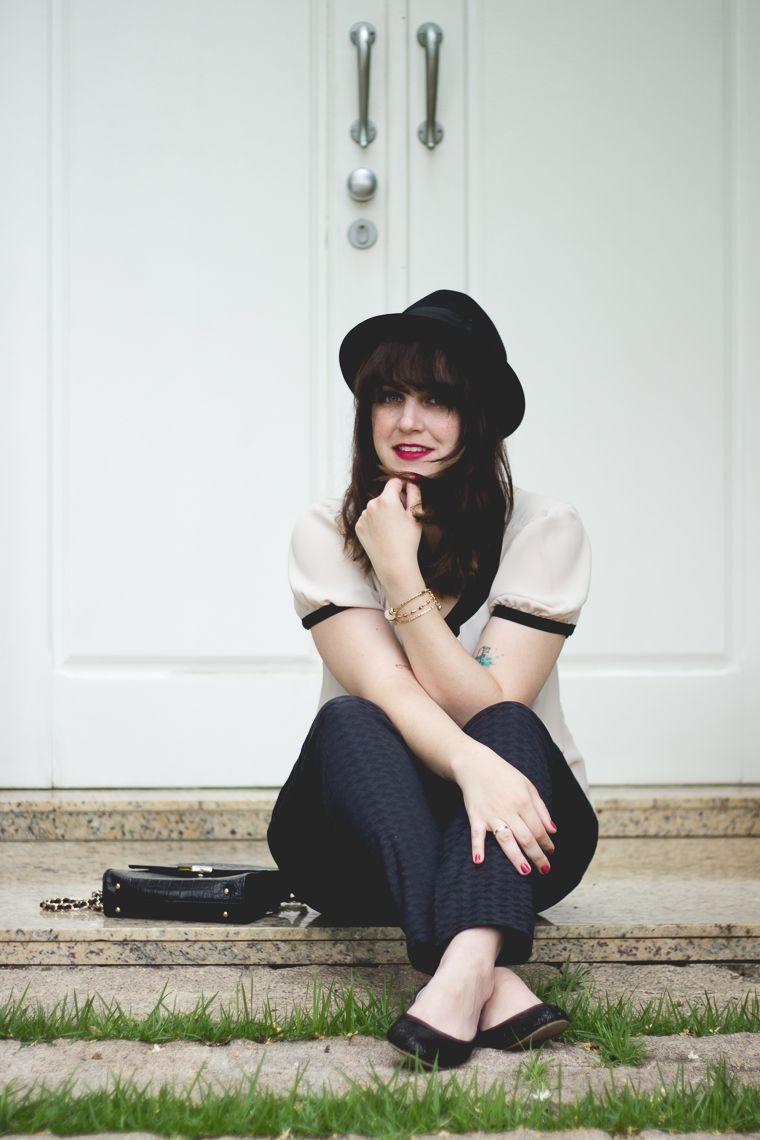 Cute black <3 Melina Souza - Serendipity <3  http://melinasouza.com/2015/10/05/cute-black/  #Forever21 #TutuAteliêdeSapatilhas #MelinaSouza  #Look